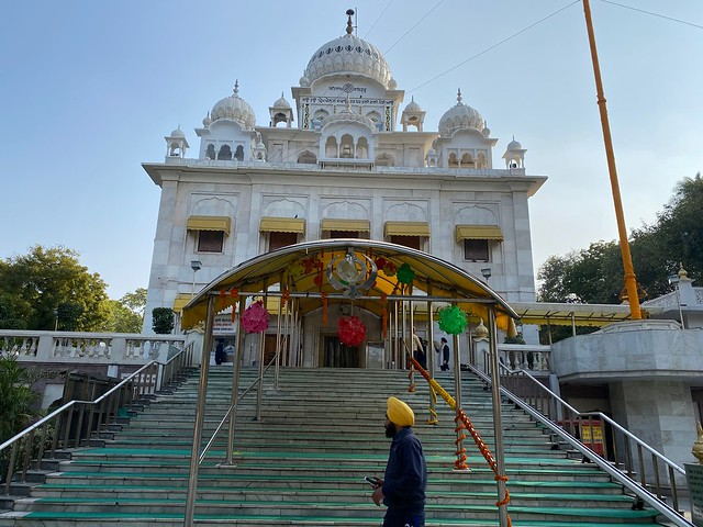 City Faith - Gurudwara Damdama Sahib, Near Hazrat Nizamuddin Railway Station