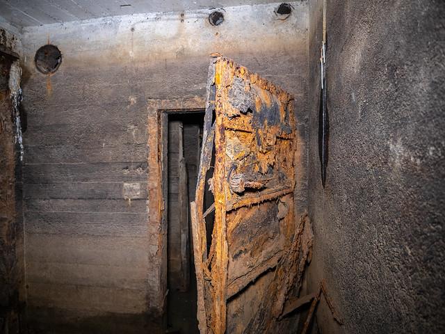 Le bunker caché de Rochefort (17)