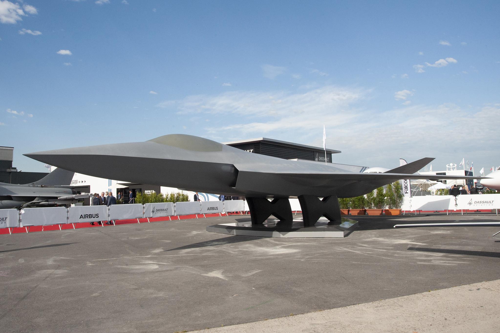 Proyecto del futuro avión de combate europeo