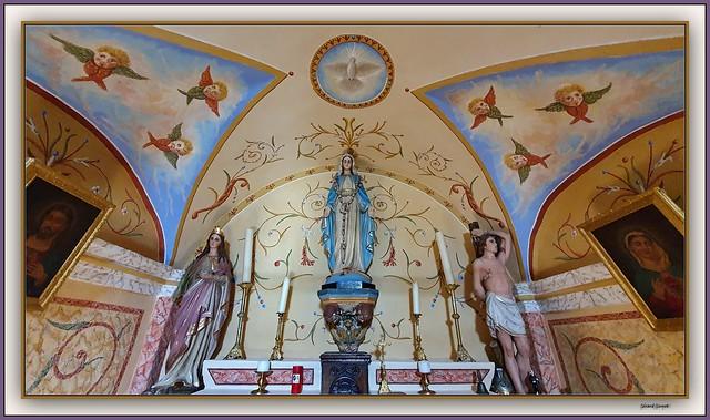 Chapelle San Bastianu