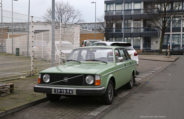 Oude Volvo
