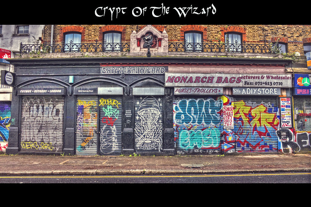 Crypt Of The Wizard [Explore]