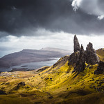 3. Mai 2016 - 13:59 - A beautiful mess of light on a beautiful mess of landscape. Nothing else to say to this fantastic landscape in northern Scotland.  www.steffenwalther-photographics.de