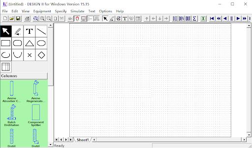 Working with WinSim DESIGN II 15.15 full license