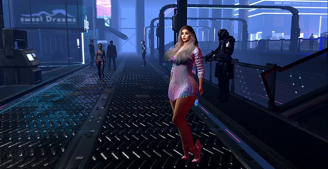 Cyberpunk roleplay is awesome sim
