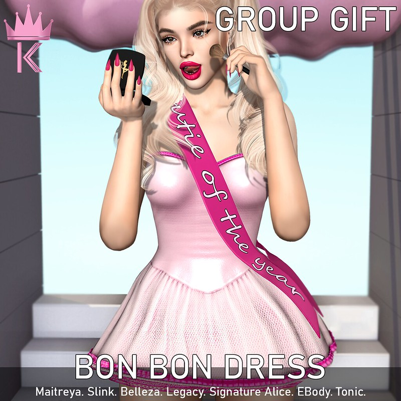 .KIMBRA. - BON BON DRESS [GROUP GIFT]