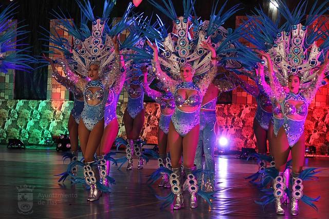Presentación del Carnaval Tias 2020