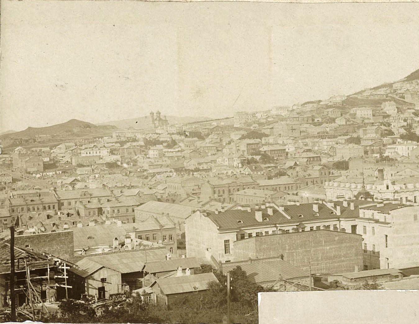 Владивосток. Панорама