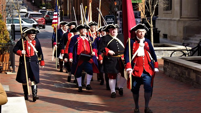 President's Day Muster 2020
