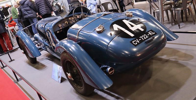 Delahaye 135 S Compétition Speciale 1935 / 2ème 24H du Mans 1938 49552239263_02e291b335_c