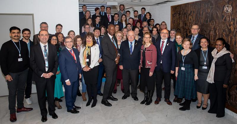 ITU-WHO-EU mHealth and innovation Hub launch