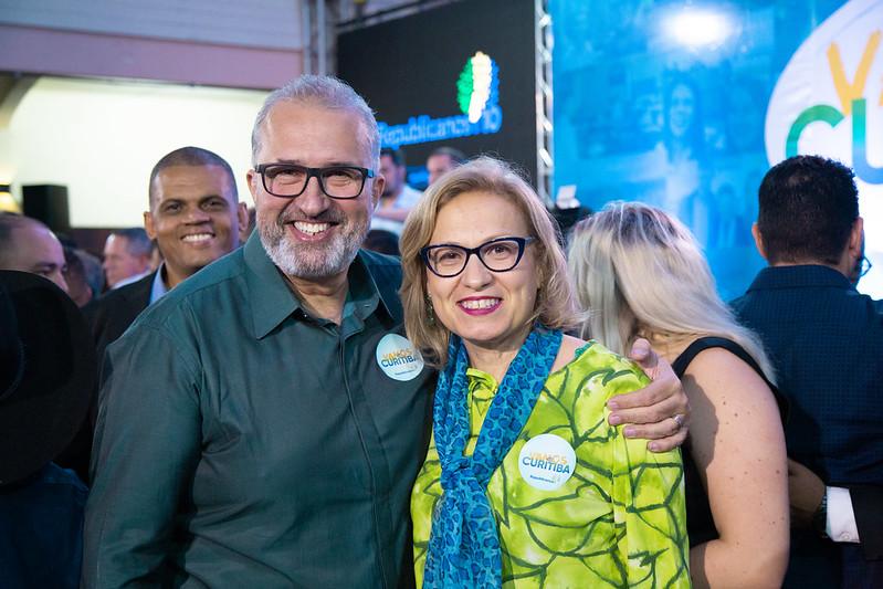 Vamos Curitiba - Pre candidatos Curitiba
