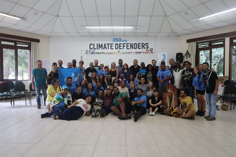 350 Climate Defenders Gathering