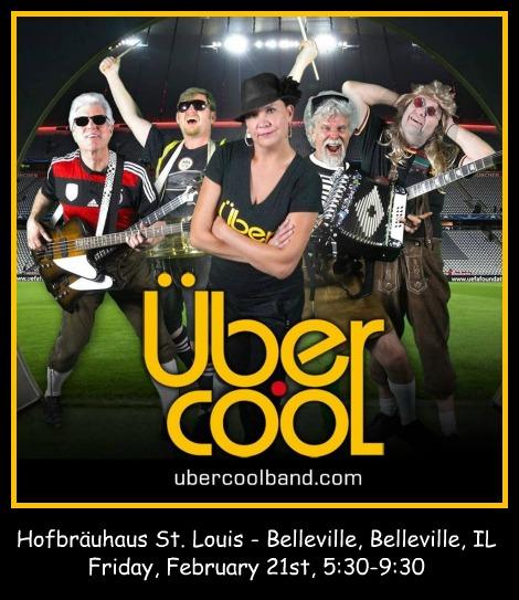 Uber Cool band 2-21-20