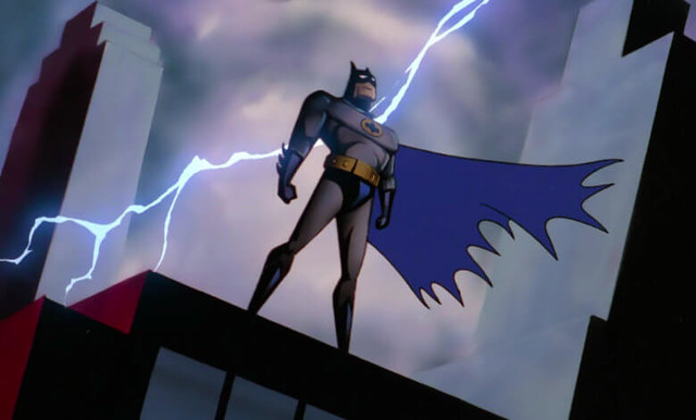 Batman Séries Animada HQ
