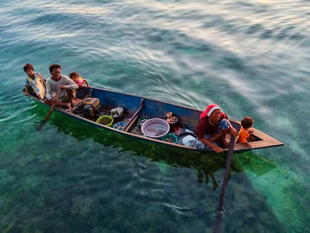 Bajau traders