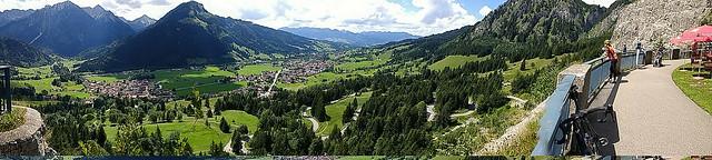 Kanzel am Jochpass - Germany (elevation 2,207m) (141000590)