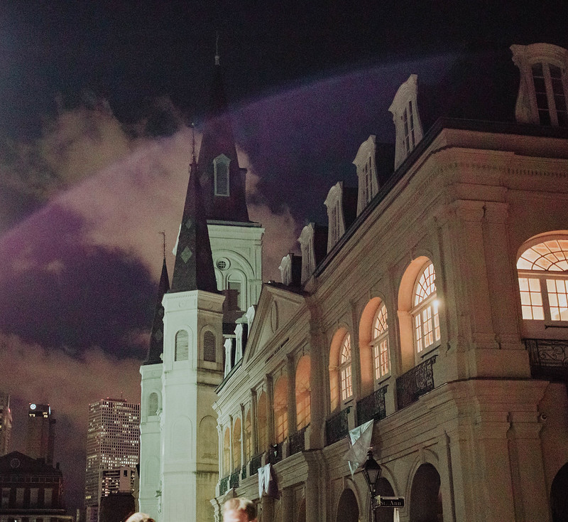 Jackson Square ghosts