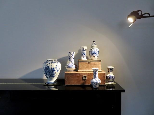 Piano decoreren met Delfts Blauw