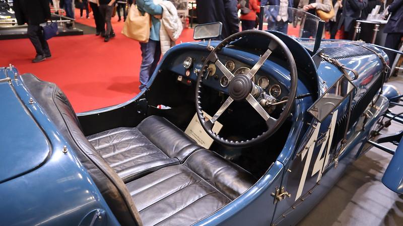 Delahaye 135 S Compétition Speciale 1935 / 2ème 24H du Mans 1938 49552735361_3fd3c3a2f1_c