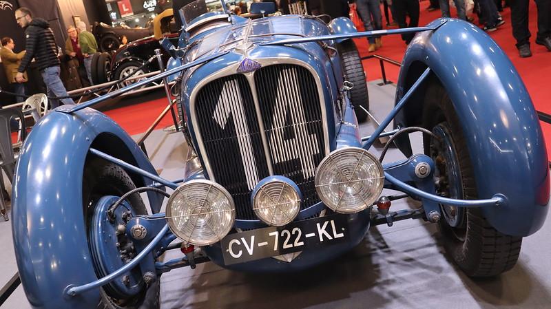 Delahaye 135 S Compétition Speciale 1935 / 2ème 24H du Mans 1938 49552735721_c1b50a8d9c_c