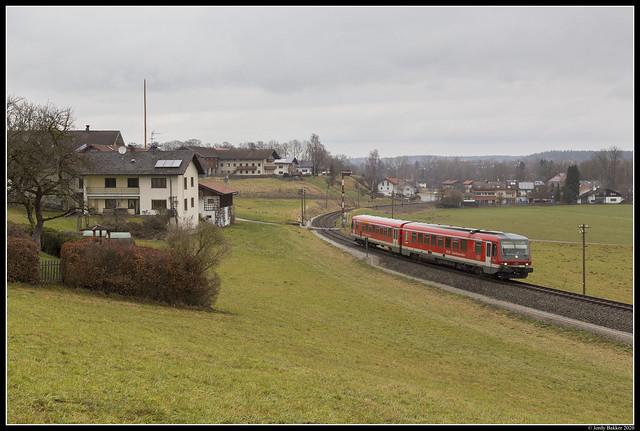 DB 628 283, Traunreut