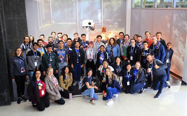 NCAS Winter 2020 at NASA/JPL