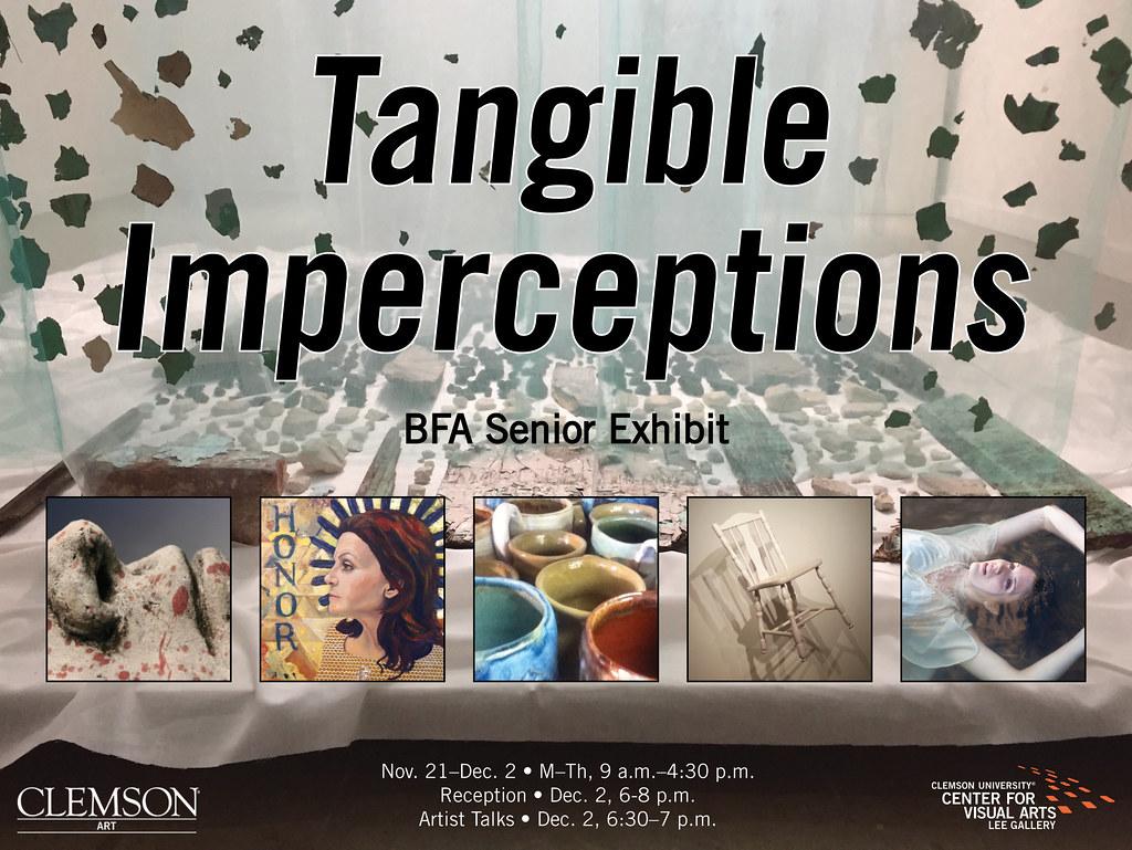 2016 Fall BFA Exhibit