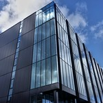 New Engineering study Building in Preston