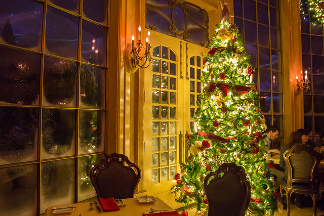 Christmas at Be Our Guest