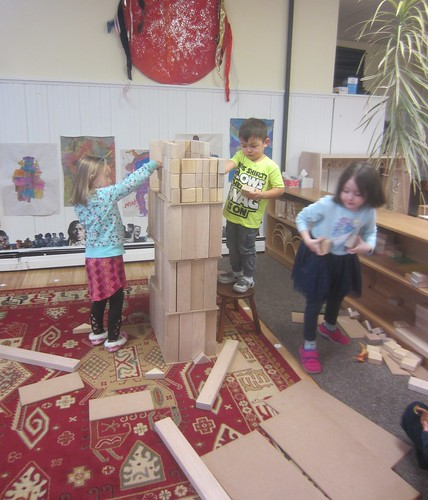 building a tall tower