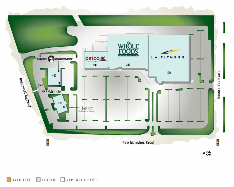 Whole Foods Market Lake Grove Commons Site Plan