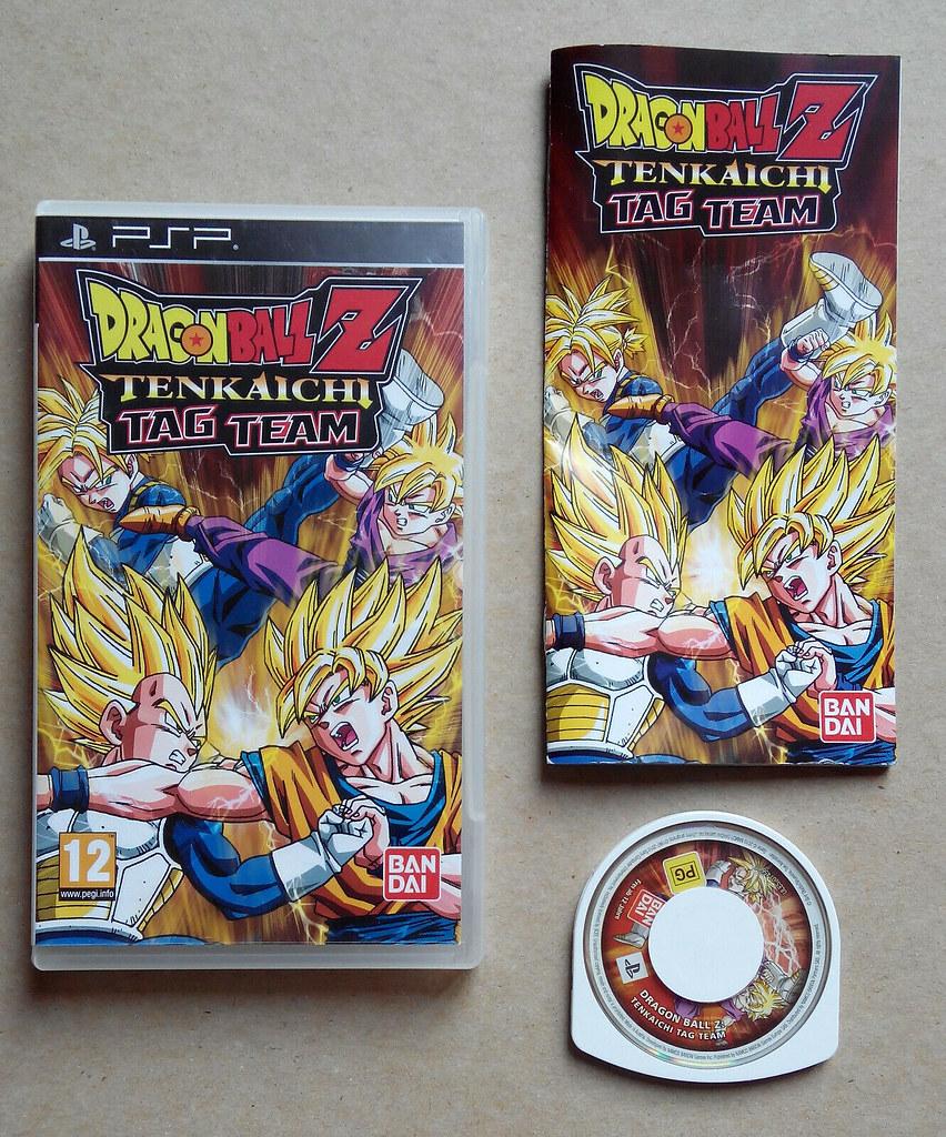 [VDS] Dragon Ball Z Tenkaichi Tag Team 49553083532_8692b10cbb_b