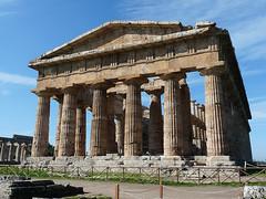 Zpráva od Vesuvu: Den 6 – Paestum, výlet do starého Řecka