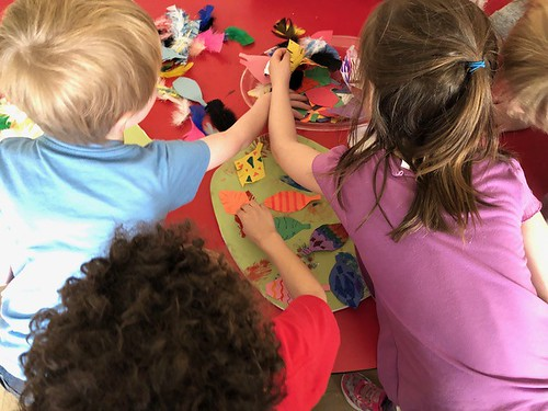 Weekly Art Drop-In for the Very Young