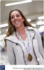 Paula Barceló, campiona del món de 49er FX 2020.