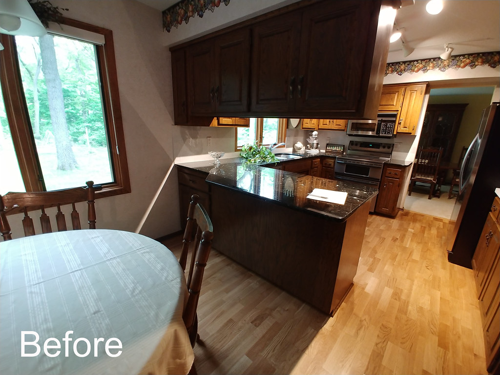 Before Photo-Engstrom Kitchen