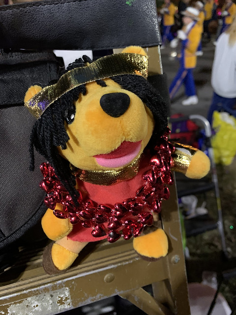 Happy Mardi Gras & Happy Teddy Bear Tuesday!