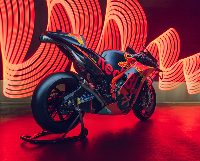 Red Bull KTM Factory Racing KTM RC16s