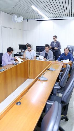 3ª Reunião Ordinária - Comissão de Legislação e Justiça