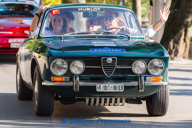 Montreux Grand Prix 2014: Alfa Romeo Giulia GT