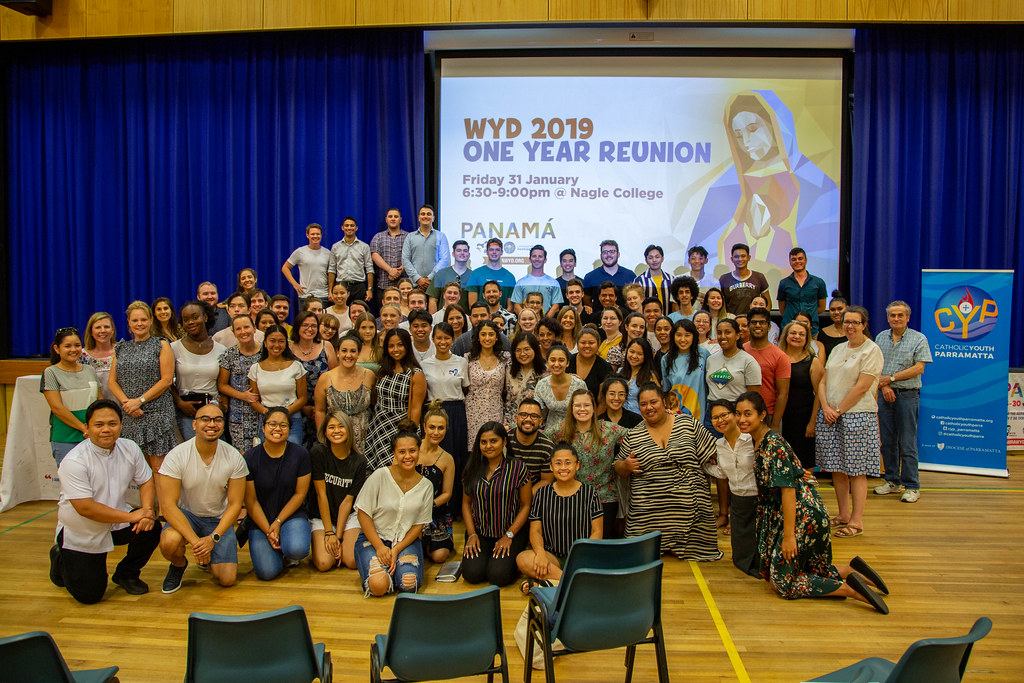 CYP World Youth Day One Year Anniversary