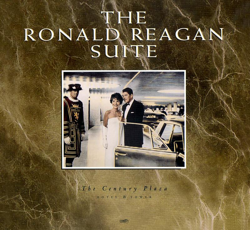 Ronald Reagan Suite Catalog