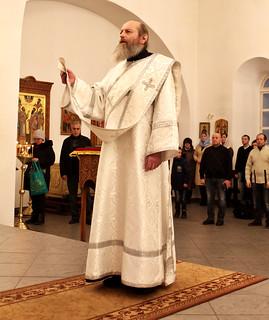 16.02.2020 | Воскресная литургия в Юрьевом монастыре