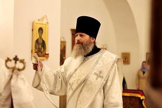 16.02.2020   Воскресная литургия в Юрьевом монастыре