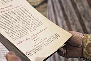 16.02.2020 | Богослужение в храме прав. Симеона Богоприимца