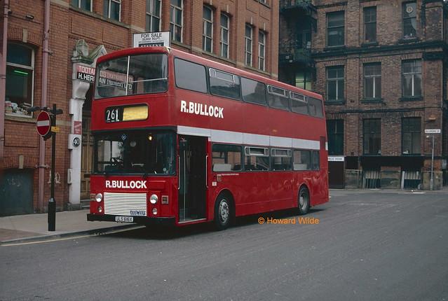 Bullock, Cheadle ULS 616X