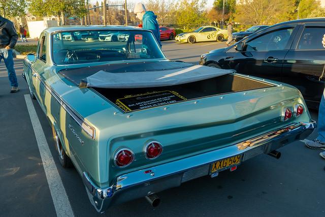 Chevrolet El Camino 1962