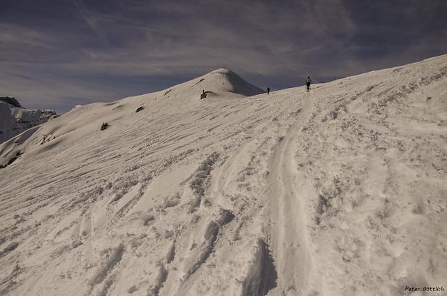 winter alpinism