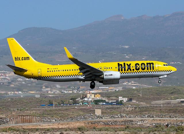 D-AHFS Boeing 737 HLX
